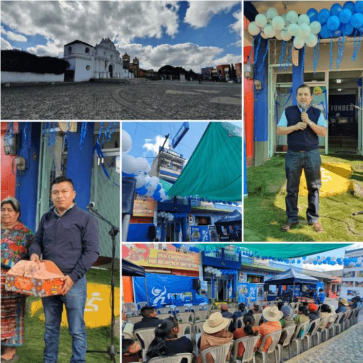 Remodelación Agencia FUNDEA Comalapa